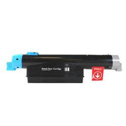 DELL 593-10119 / GD900 alternatif - Toner cyan
