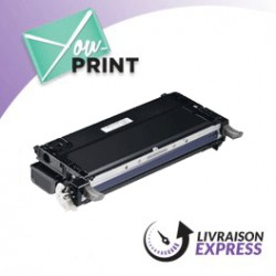 DELL PF028 / 593-10169 compatible - Toner jaune