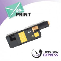 EPSON 611 / C 13 S0 50611 alternatif - Toner Jaune