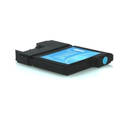 BROTHER LC980C compatible - Cartouche d'encre cyan