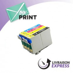 Pack EPSON C 13 T 16364010 / 16XL compatible