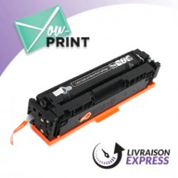 HP CF400A / 201A alternatif - Toner Noir
