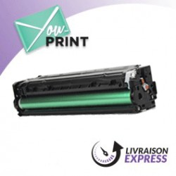 HP CF400X / 201X alternatif - Toner Noir