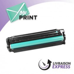 HP CC531A / 304A alternatif - Toner Cyan