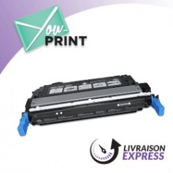 HP Q6460A / 644A alternatif - Toner Noir