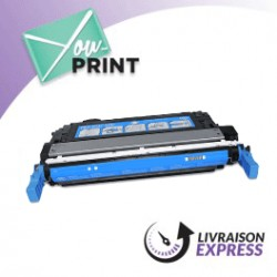 HP Q6461A / 644A alternatif - Toner Cyan