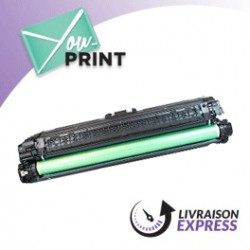 HP CE270A / 650A alternatif - Toner Noir