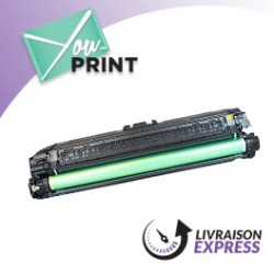 HP CE272A / 650A alternatif - Toner Jaune