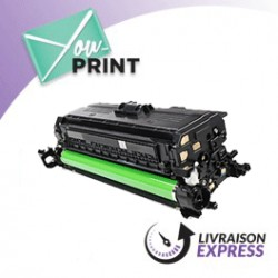 HP CF330X / 654X alternatif - Toner Noir