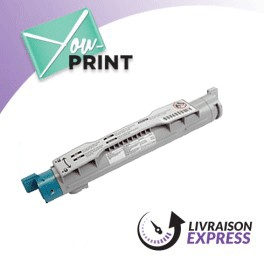 BROTHER TN12C compatible - Toner Cyan