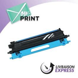 BROTHER TN135C compatible - Toner Cyan