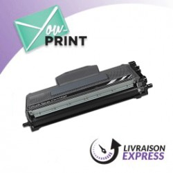 BROTHER TN2120 compatible - Toner Noir