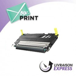 Samsung CLTY4072SELS / Y4072S compatible - Toner Jaune