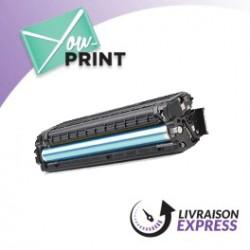 Samsung CLTY504SELS / Y504 compatible - Toner Jaune