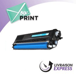 BROTHER TN320C compatible - Toner Cyan