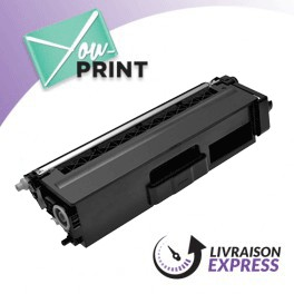 BROTHER TN321BK compatible - Toner Noir