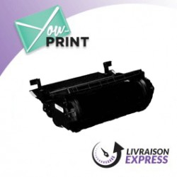 Lexmark 1382925 alternatif - Toner noir