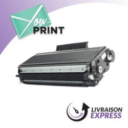 BROTHER TN3520 compatible - Toner Noir