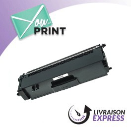 BROTHER TN900BK compatible - Toner Noir