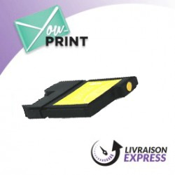 BROTHER LC1100Y compatible - Cartouche d'encre jaune