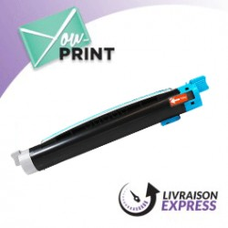 XEROX 106 R 01082 alternatif - Toner Cyan