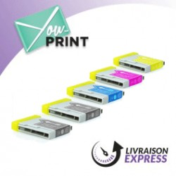 BROTHER LC980VALBP alternatif - Pack de cartouches jet d'encre
