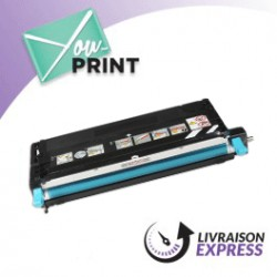 XEROX 106 R 01392 alternatif - Toner Cyan