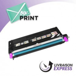XEROX 106 R 01393 alternatif - Toner Magenta