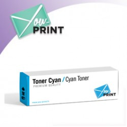 XEROX 106 R 01433 alternatif - Toner Cyan