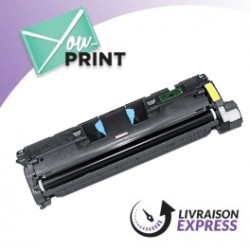 CANON 701Y / 9284A003 alternatif - Toner Jaune