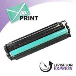 CANON 718Y / 2659B002 alternatif - Toner Jaune