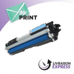 CANON 729C / 4369B002 alternatif - Toner Cyan