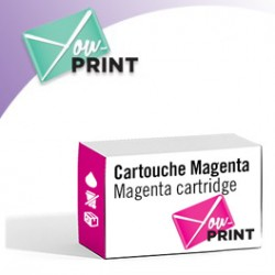 CANON BC-1000 M / 0932 A 001 alternatif - Cartouche Magenta