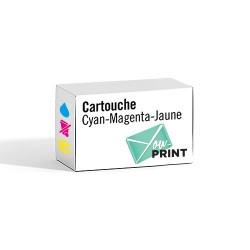 CANON CLI-551 Y / 6511 B 001 alternatif - Cartouche Jaune