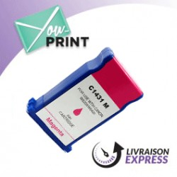 CANON BCI-1431 M / 8971 A 001 alternatif - Cartouche Magenta