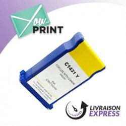 CANON BCI-1431 Y / 8972 A 001 alternatif - Cartouche Jaune
