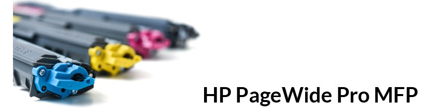 HP PageWide Pro MFP