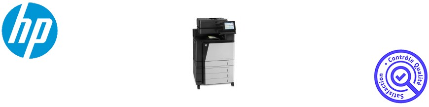 Color LaserJet Managed Flow MFP M 880 zm